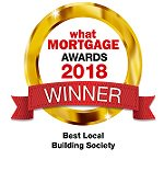 Winner Best Local Building Society 2018